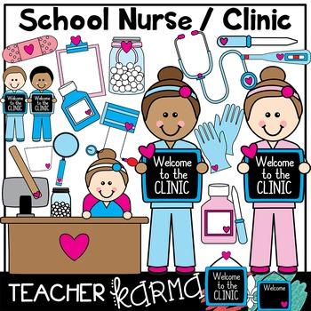School Nurse Documents Teachers Pay Teachers