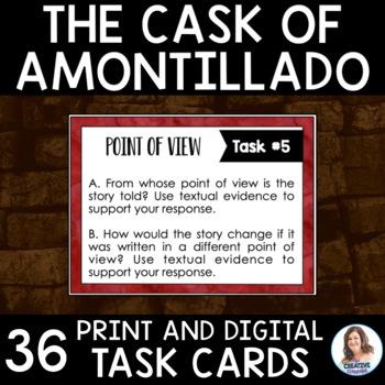 The Cask of Amontillado\