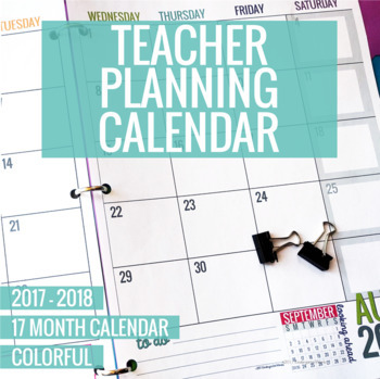 Planning Calendar Template Printable Daily Planner Template