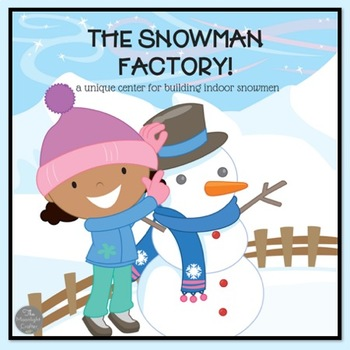 A Snowman Factory Making INDOOR Snowmen! by moonlight crafter by