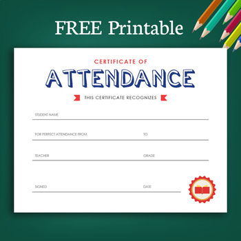 Academic Achievements and Attendance Certificates (FREE) by Summit