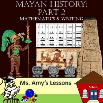 Ancient Mayan Calendars, Mathematics and Writing PowerPoint Presentation