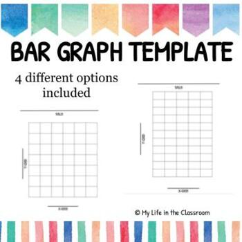 Bar Graph Template Teaching Resources Teachers Pay Teachers - free bar graph templates