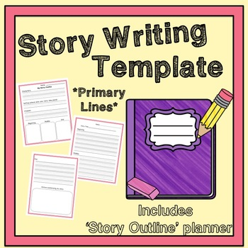 Beginning, Middle, End Story Writing Worksheets  Teaching Resources
