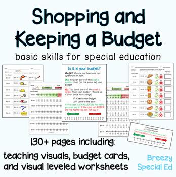 Budgeting Worksheets Teaching Resources Teachers Pay Teachers