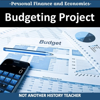 personal finance budget project blank spreadsheet template as excel