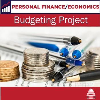 personal finance budget project