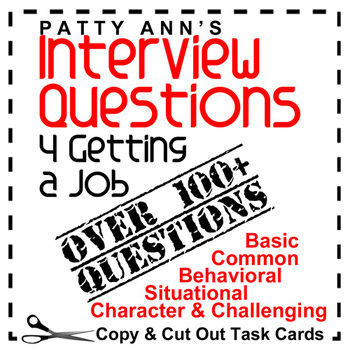 Career Interview Questions + STAR Action Guide \u003d Valuable Bundled