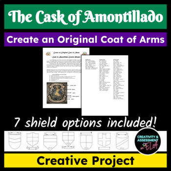A Creative Project for The Cask of Amontillado - Create an Original