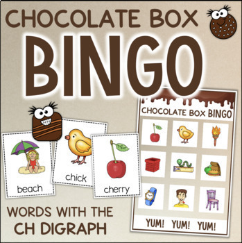Candy Bingo Teaching Resources Teachers Pay Teachers