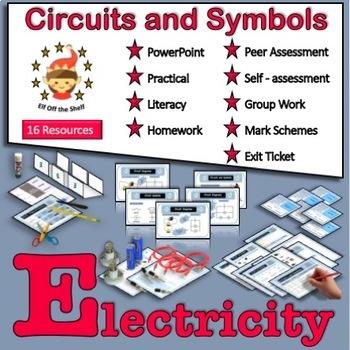 Drawing Circuit Diagrams Worksheets  Teaching Resources TpT
