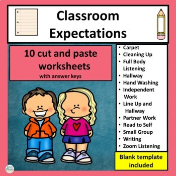 Classroom Expectations by Angel Honts-Learn and Teach by the Beach
