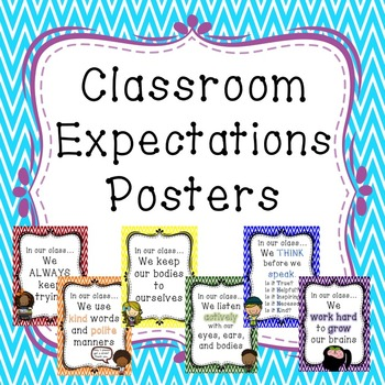 Classroom Expectations Activities Teaching Resources Teachers Pay