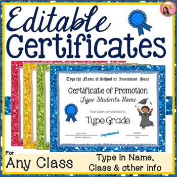 Free Printable Certificates Of Achievement Teaching Resources - student council certificates