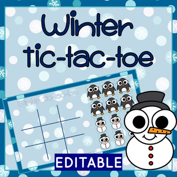 Tic Tac Toe Template Worksheets  Teaching Resources TpT