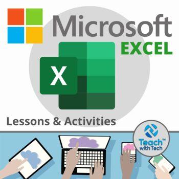 Excel Spreadsheets Resources  Lesson Plans Teachers Pay Teachers