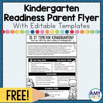 Parent Night Flyer Teaching Resources Teachers Pay Teachers