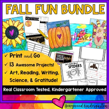 Fall Fun Bundle 13 AWESOME Projects for Fall / Halloween