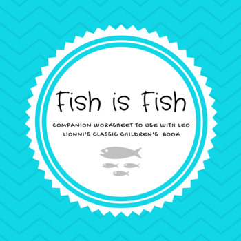 Label The Parts Of Fish Worksheets  Teaching Resources TpT