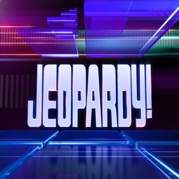 Free Google Slides Jeopardy Template with sound bytes! TpT