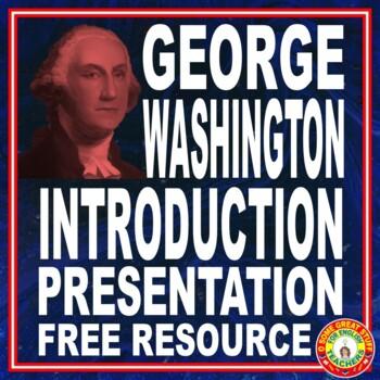 George Washington Quotes and Brief Bio Powerpoint Presentation - quote on presentation