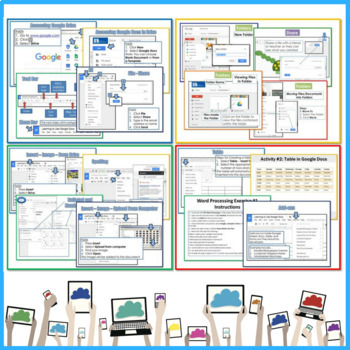 Google Drive Lessons \ Activities Bundle by Gavin Middleton TpT - free sponsor form template