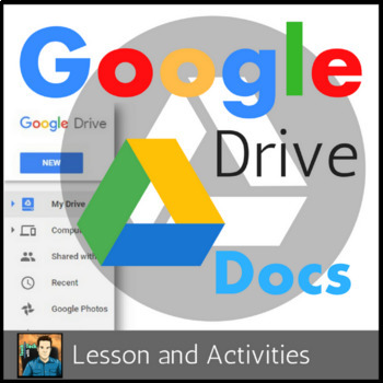 Google Drive Lessons \ Activities Bundle by Gavin Middleton TpT - service form in word