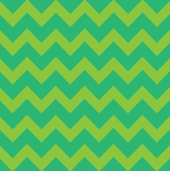 Green Chevron Background by Glitter Crayons and Little Hands TpT