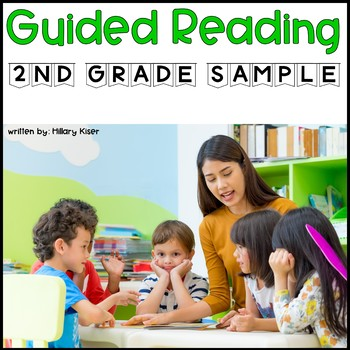 Guided Reading Lesson Plans for 2nd Grade (FREE SAMPLE) TpT - Guided Reading Lesson Plan Template
