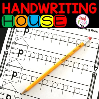 Handwriting Lines Practice Worksheets  Teaching Resources TpT