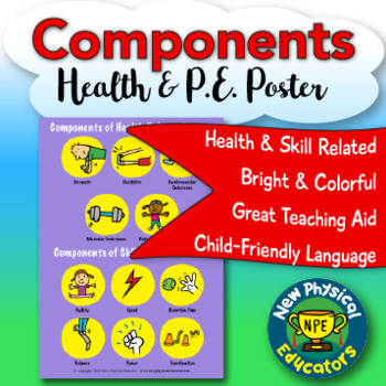 Health Related Fitness and Skill Components Health and Physical - health components