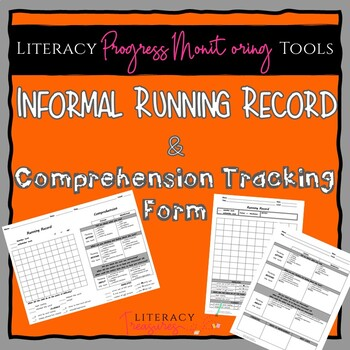 Informal Running Record and Comprehension Check--100 Word Box