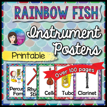 Families Of Instruments Posters Teaching Resources Teachers Pay