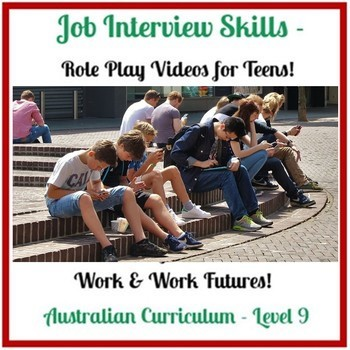 Job Interview Skills - Includes Role Play Videos by Creative