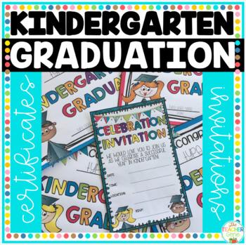 Kindergarten Graduation Certificates  Kindergarten Graduation - kindergarten graduation certificates