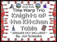 Time Warp Trio: Knights of the Kitchen Table (Jon Scieszka ...