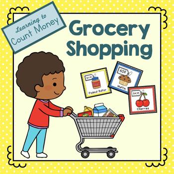 Grocery Shopping Worksheet Teaching Resources Teachers Pay Teachers