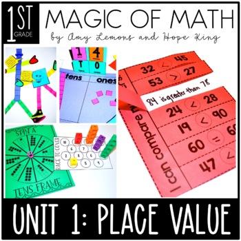 Place Value Unit Plans Resources  Lesson Plans Teachers Pay Teachers - place value unit