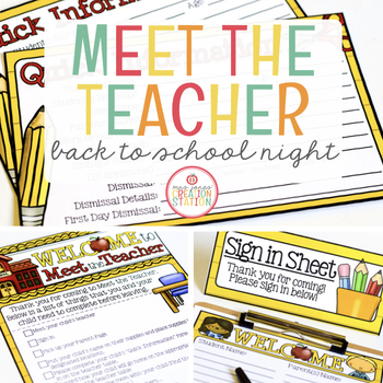 Meet The Teacher Sign In Sheet Template 38 free printable