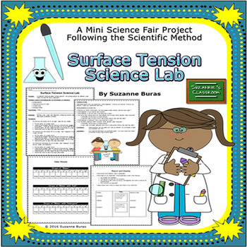 Science Fair Project Display Teaching Resources Teachers Pay Teachers
