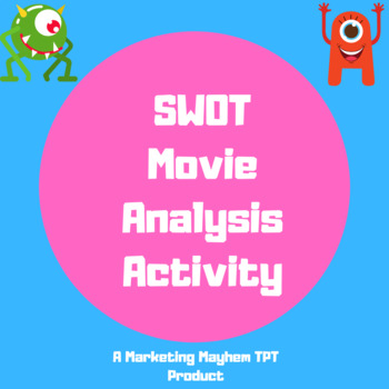 Swot Marketing Teaching Resources Teachers Pay Teachers