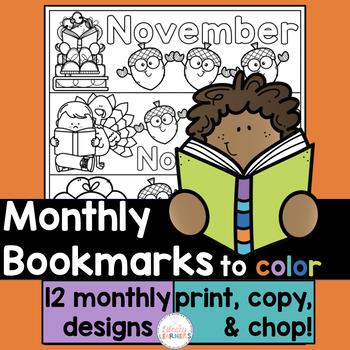 Printable Bookmarks Inspirational  Worksheets TpT