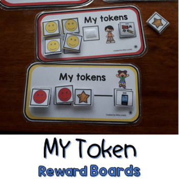 My Token reward board for kids with autism by Miss Lovely\u0027s Class