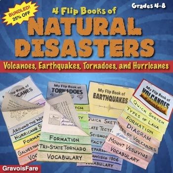 Natural Disasters Worksheets  Teaching Resources TpT