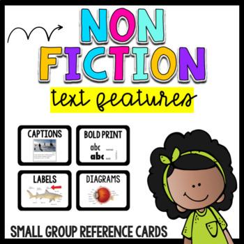 Nonfiction Text Feature Labels Teaching Resources Teachers Pay