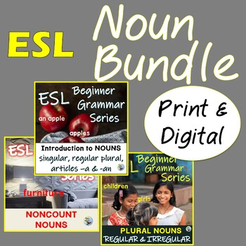 Noncount Nouns Teaching Resources Teachers Pay Teachers
