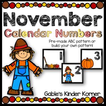 Counting Coconuts Calendar Cards Thanksgiving Calendar Ideas13
