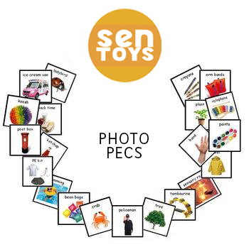 Over 1500 Printable Photo PECS Cards Digital by SENtoys