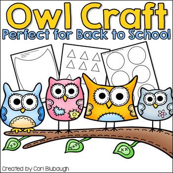 Owl Bulletin Board Template - FREEBIE by Cori Blubaugh - Mrs B\u0027s Beehive