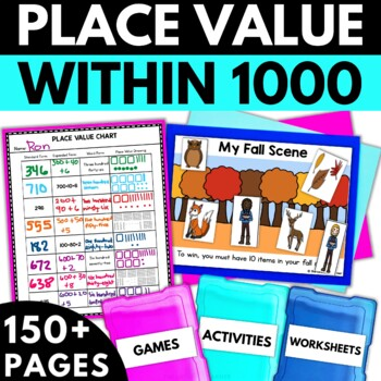 Place Value Unit by The Lifetime Learner Teachers Pay Teachers - place value unit